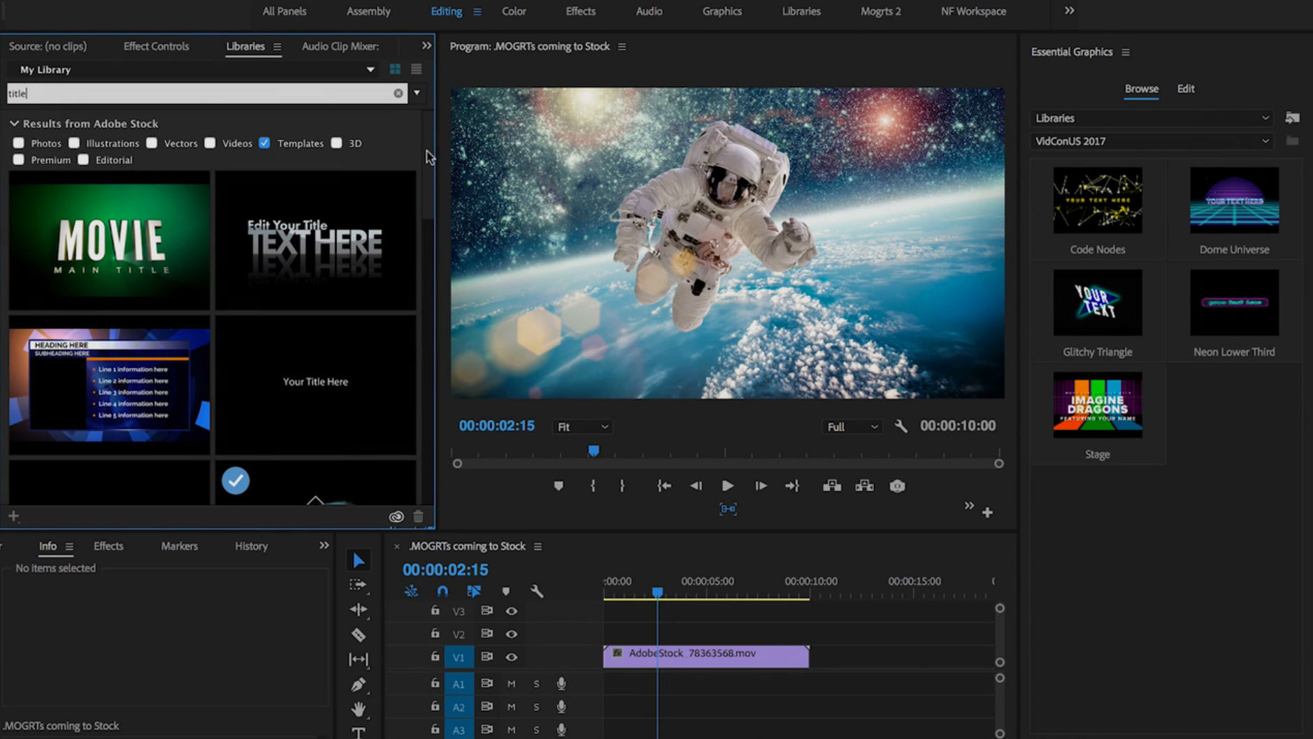 Adobe Aftereffect